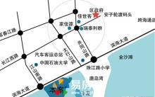 青岛海上嘉年华配套图