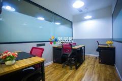 地铁口中小型办公室,可短租、拎包用!