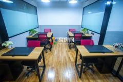 香港中路拎包用办公室,无中介费,送免费会议室使用