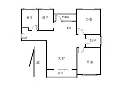 (胶南)琅琊台家园3室2厅1卫89m²毛坯房