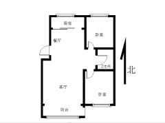 (胶南)海怡嘉园2室2厅1卫93m²精装修
