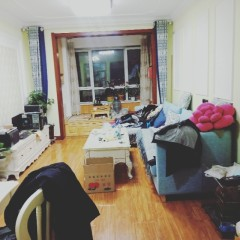 (胶南)环球世家3室2厅1卫91.77m²豪华装修