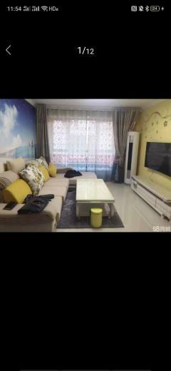 (胶南)环球世家3室2厅1卫130m²精装修
