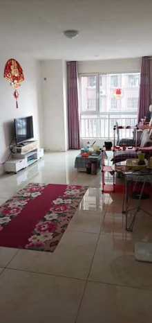 (胶南)我家阳光1号2室2厅1卫85m²精装修