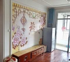 九龙社区,自住标准精装修家具家电齐全,月租1500元。