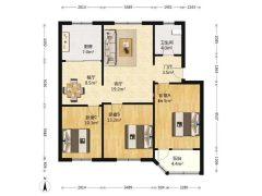(胶南)新华小区3室2厅1卫
